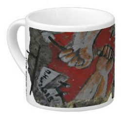 Berlin Wall Lungo Cup