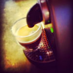 Bodum Glass Cup on Essenza -- Instagram Version