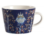 Iittala Taika Coffee Cup: Blue