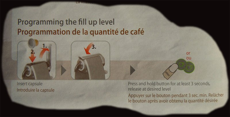 How to reset or calibrate the Nespresso Essenza
