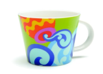 Aquarius Astrology Lungo Mug