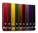 Aluminum sleeve dispenser for Espresso Blends