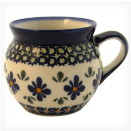 Polish Pottery Mug