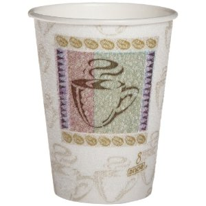 Disposable to-go lungo cups (1/2)