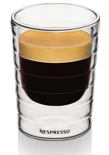 Nespresso Citiz Glass Espresso Cup