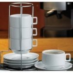 Stackable Lungo Cups