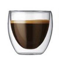 Teaology Glass Coffee Cup