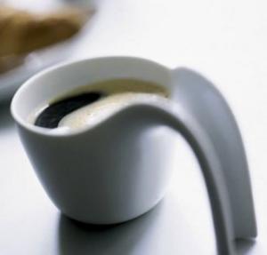 Elegant Danish Design Coffee Cup Lungo Cups For Nespresso Lungos