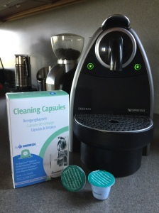 Gourmesso Nespresso Machine Cleaner